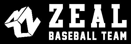 ZEAL軟式野球部のロゴ